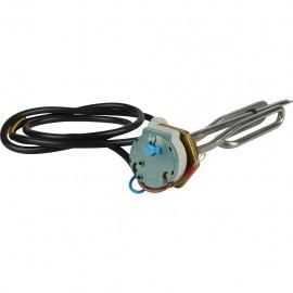 Однофазный ТЭН мощностью 2,5 кВт для бойлеров UBT (80-200 литров) Baxi (09011010)